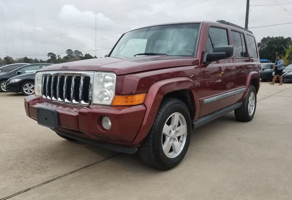 2008 Jeep Commander RWD 4dr Sport - 18369508 - 3