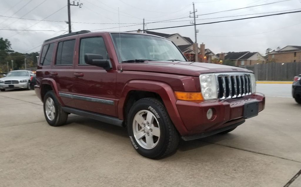 2008 Jeep Commander RWD 4dr Sport - 18369508 - 7