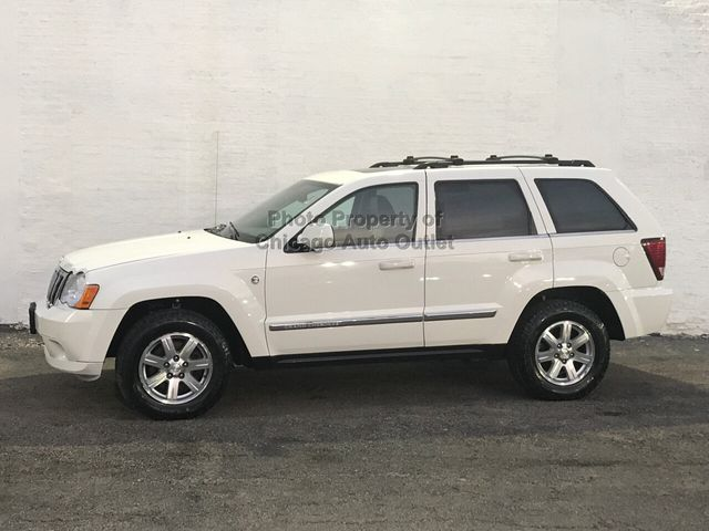 2008 Jeep Grand Cherokee Limited >> 2008 Used Jeep Grand Cherokee 4wd 4dr Limited At Chicago