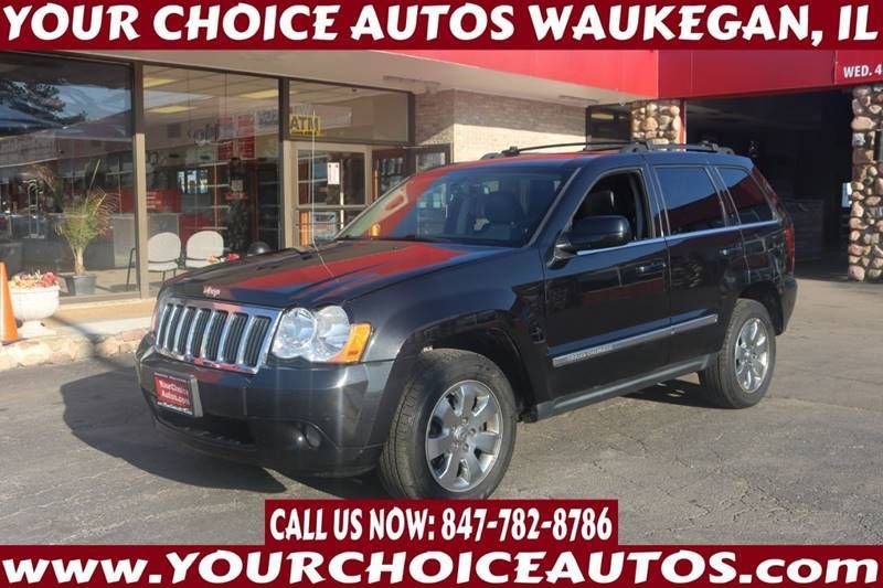 2008 Jeep Grand Cherokee Limited >> 2008 Jeep Grand Cherokee 4wd 4dr Limited Suv For Sale Posen Il 8 999 Motorcar Com