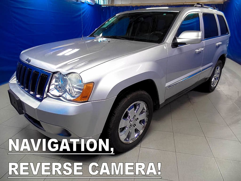 2008 Jeep Grand Cherokee Limited >> 2008 Used Jeep Grand Cherokee Limited 4x4 5 7l V8 Hemi At Northeast Auto Gallery Serving Bedford Oh Iid 19499540