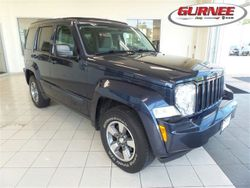 2008 Jeep Liberty - 1J8GN28K58W265631