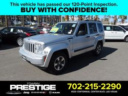 2008 Jeep Liberty - 1J8GN28K08W224047