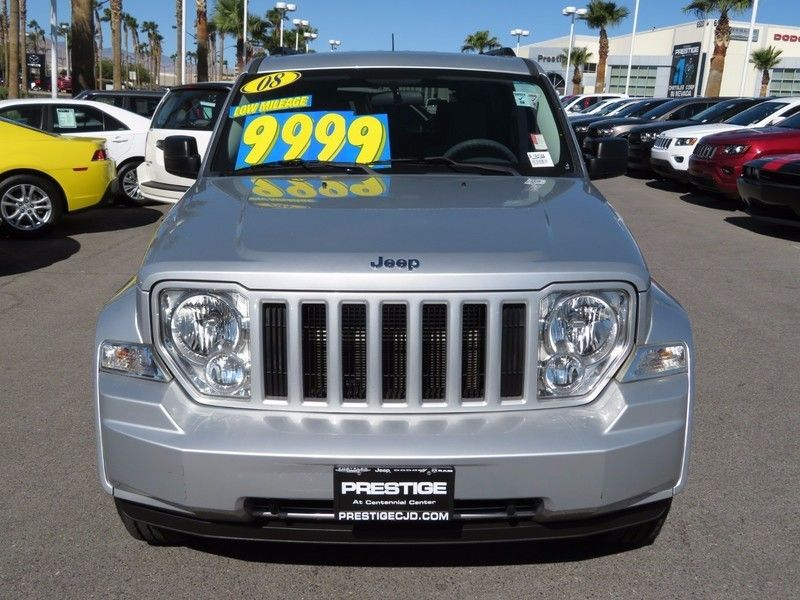 2008 Jeep Liberty 4WD 4dr Sport - 16882575 - 1