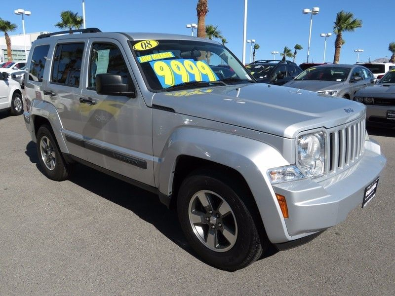 2008 Jeep Liberty 4WD 4dr Sport - 16882575 - 2