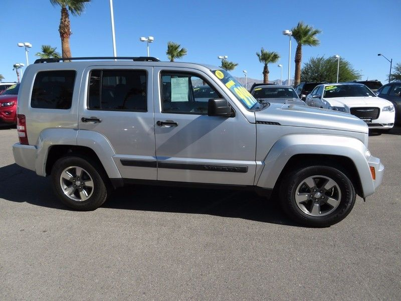 2008 Jeep Liberty 4WD 4dr Sport - 16882575 - 3