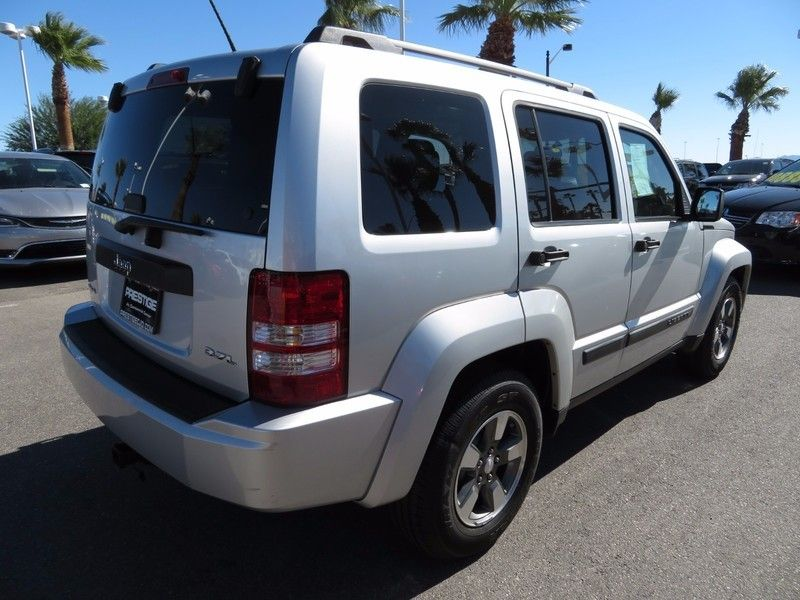 2008 Jeep Liberty 4WD 4dr Sport - 16882575 - 4