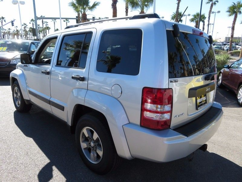 2008 Jeep Liberty 4WD 4dr Sport - 16882575 - 6