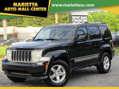2008 Jeep Liberty RWD 4dr Limited SUV