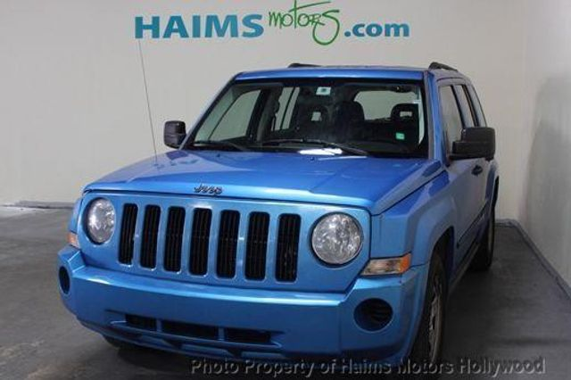 2008 Jeep Patriot Sport   11609872   0