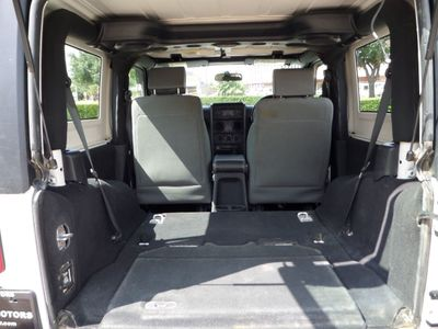 2008 Jeep Wrangler 2008 Jeep Wrangler 4WD 2dr X RHD, 2-Owner, Cd-Player, Clean!! - Click to see full-size photo viewer