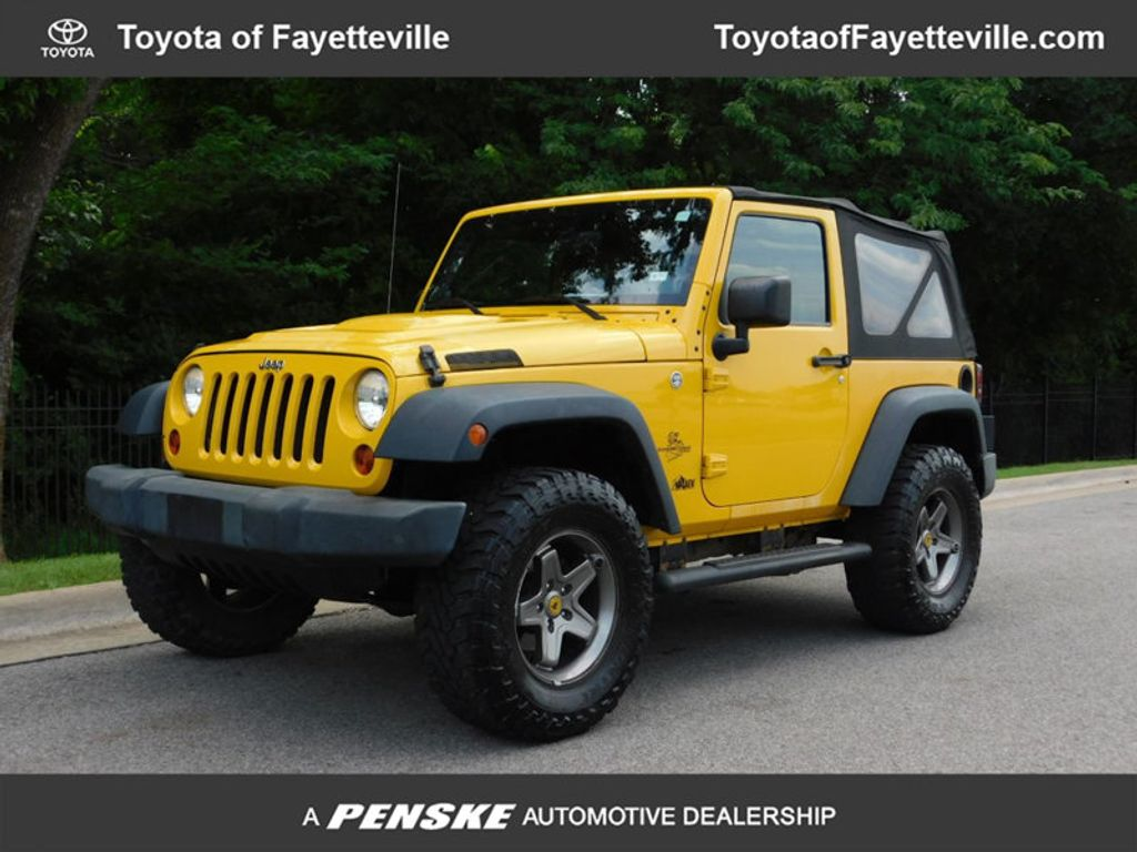 2008 Jeep Wrangler 4WD 2dr X - 17733256 - 0