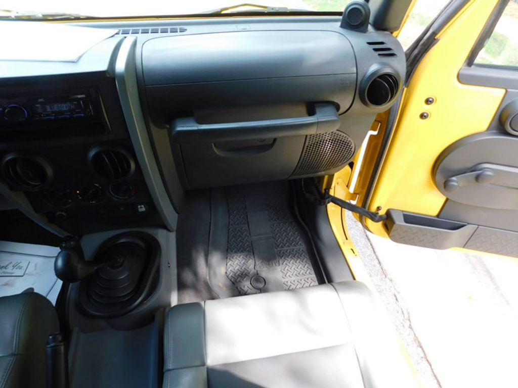 2008 Jeep Wrangler 4WD 2dr X - 17733256 - 13