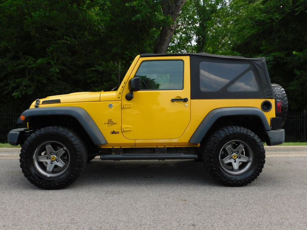 2008 Jeep Wrangler 4WD 2dr X - 17733256 - 1