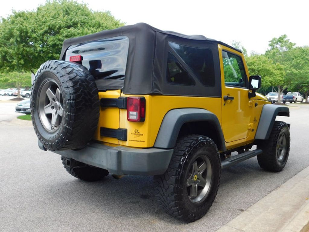 2008 Jeep Wrangler 4WD 2dr X - 17733256 - 2