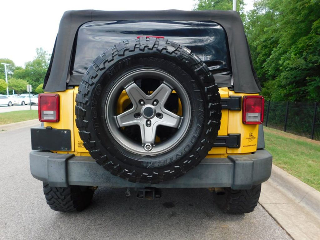 2008 Jeep Wrangler 4WD 2dr X - 17733256 - 3