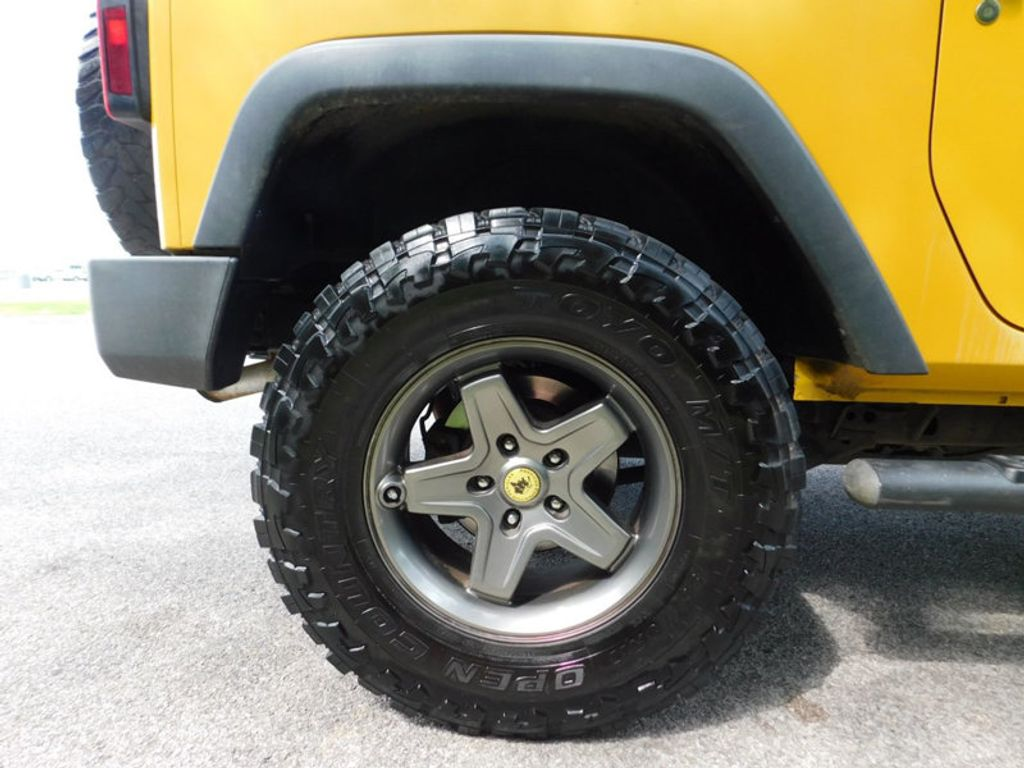 2008 Jeep Wrangler 4WD 2dr X - 17733256 - 6