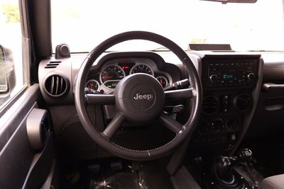 2008 Jeep Wrangler 4WD 4dr Unlimited Rubicon - Click to see full-size photo viewer