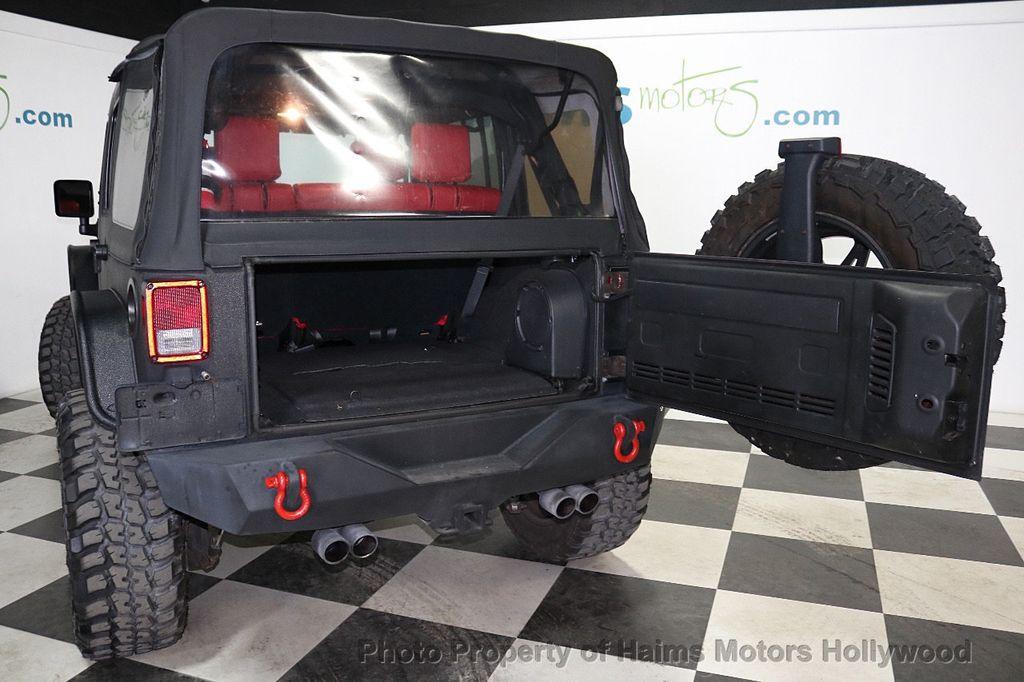 2008 Jeep Wrangler 4WD 4dr Unlimited Sahara - 18172182 - 18