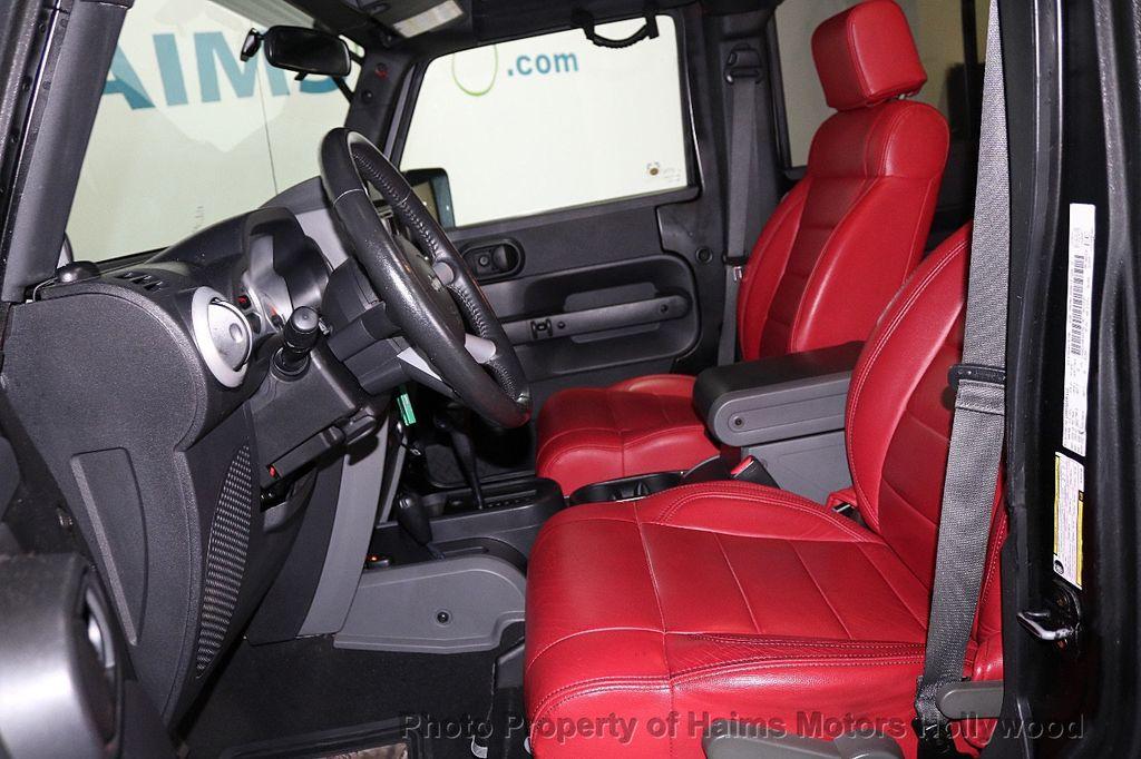 2008 Jeep Wrangler 4WD 4dr Unlimited Sahara - 18172182 - 26