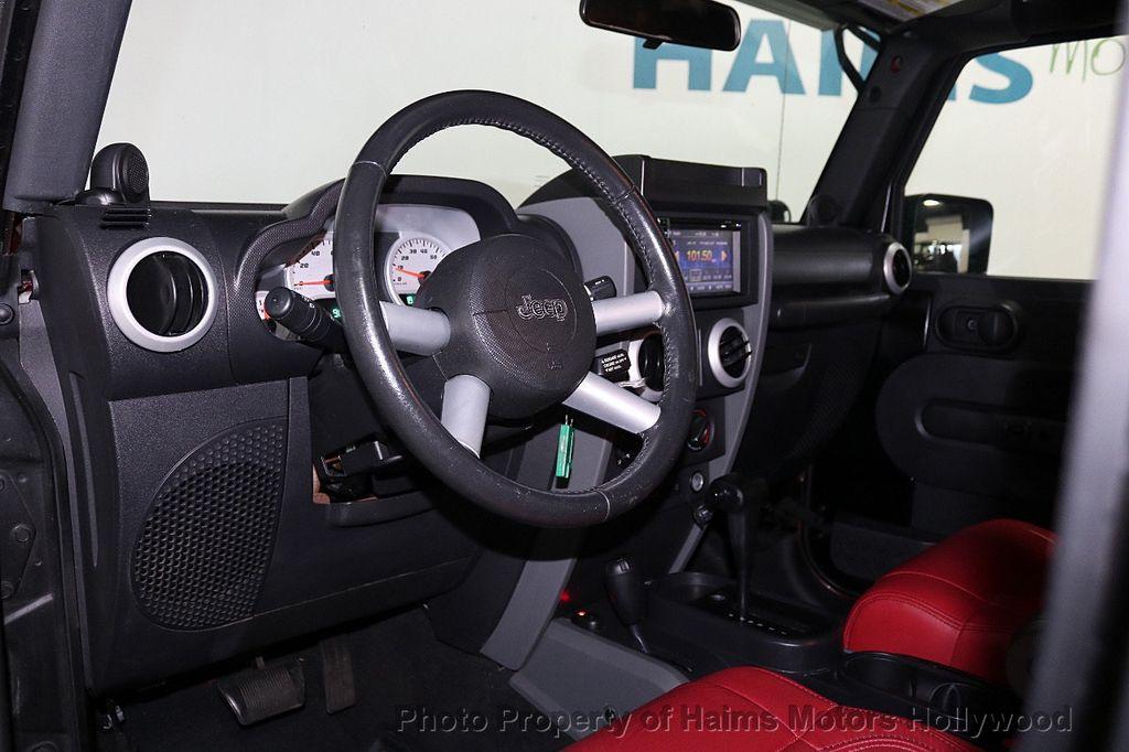 2008 Jeep Wrangler 4WD 4dr Unlimited Sahara - 18172182 - 27