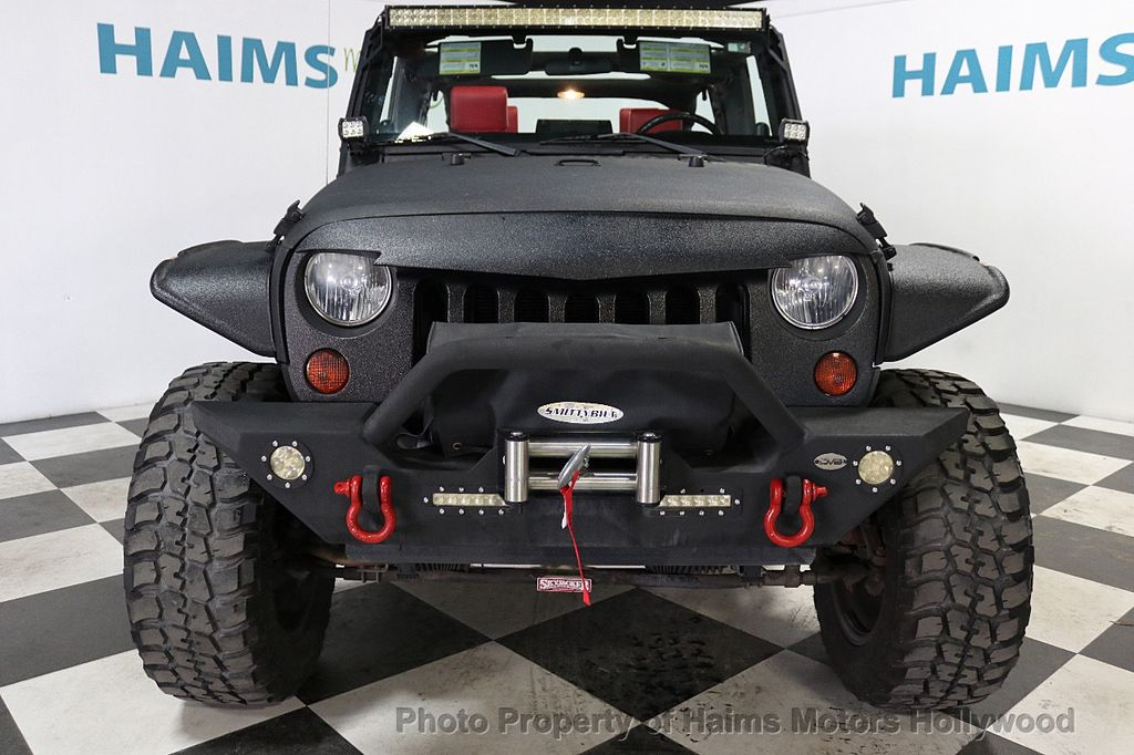 2008 Jeep Wrangler 4WD 4dr Unlimited Sahara - 18172182 - 3