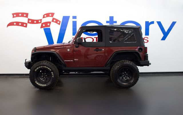 2008 Jeep Wrangler TRAIL RATED - 17464620 - 0