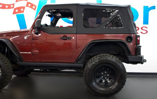 2008 Jeep Wrangler TRAIL RATED - 17464620 - 25