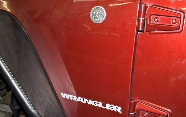 2008 Jeep Wrangler TRAIL RATED - 17464620 - 26