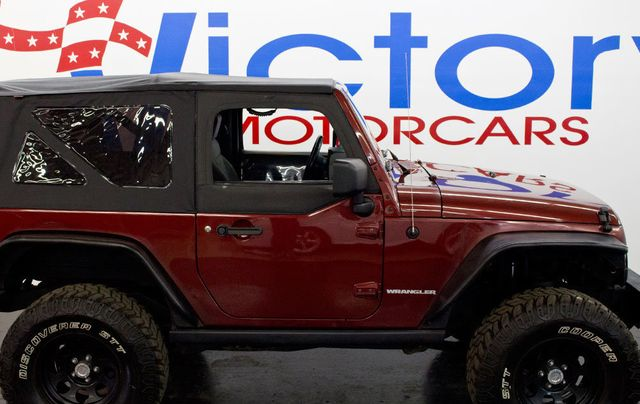 2008 Jeep Wrangler TRAIL RATED - 17464620 - 28