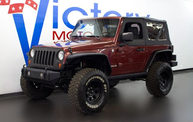 2008 Jeep Wrangler TRAIL RATED - 17464620 - 2