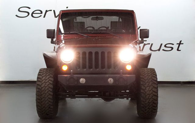 2008 Jeep Wrangler TRAIL RATED - 17464620 - 4