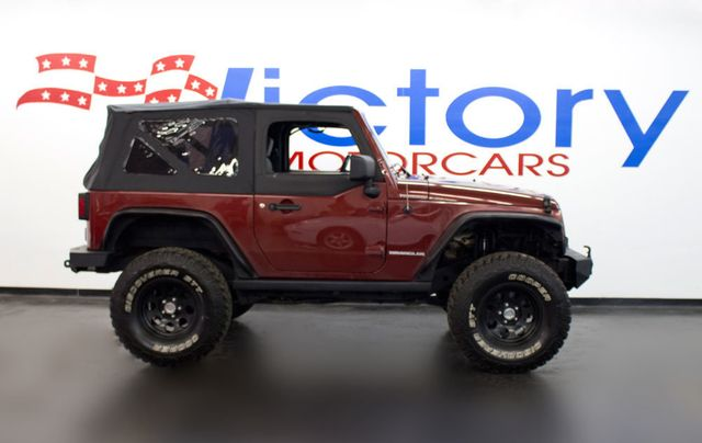 2008 Jeep Wrangler TRAIL RATED - 17464620 - 5