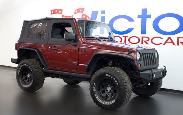 2008 Jeep Wrangler TRAIL RATED - 17464620 - 6
