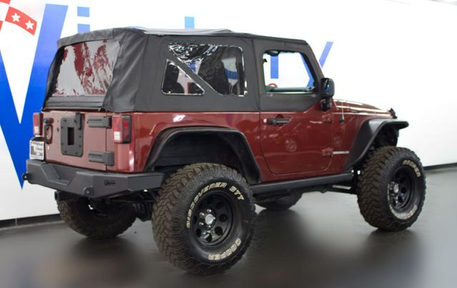 2008 Jeep Wrangler TRAIL RATED - 17464620 - 7