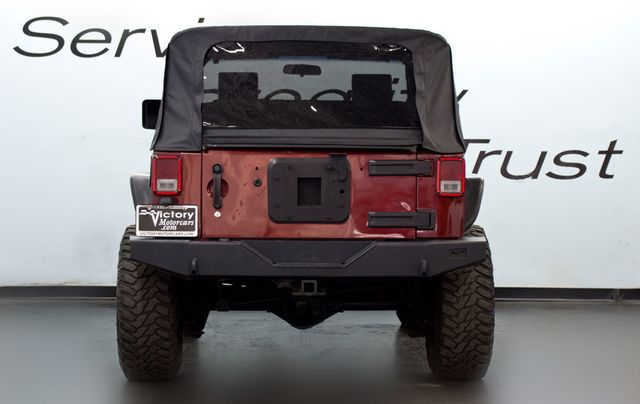 2008 Jeep Wrangler TRAIL RATED - 17464620 - 8