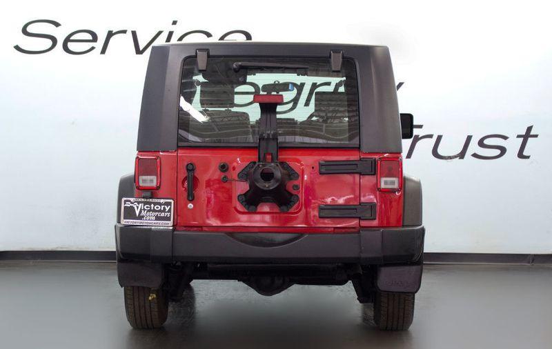 2008 Jeep Wrangler X   17707589   8