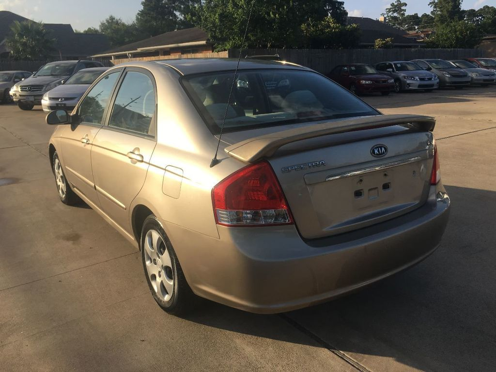 2008 Kia Spectra 4dr Sedan Automatic EX - 15262139 - 12