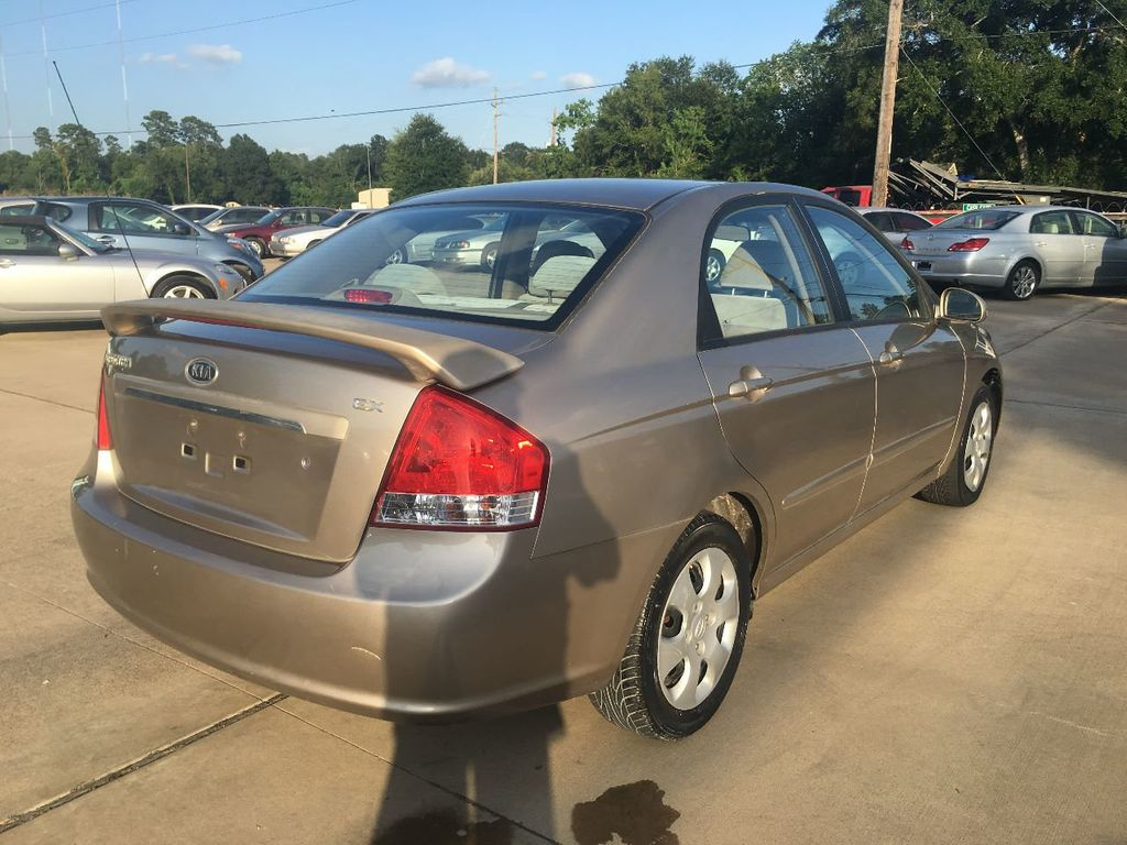 2008 Kia Spectra 4dr Sedan Automatic EX - 15262139 - 15