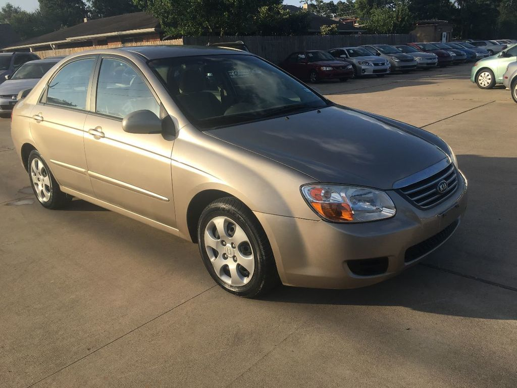2008 Kia Spectra 4dr Sedan Automatic EX - 15262139 - 5