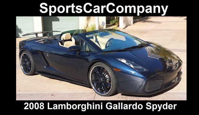 2008 Lamborghini Gallardo SPYDER - 14449060 - 1