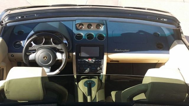2008 Lamborghini Gallardo SPYDER - 14449060 - 24