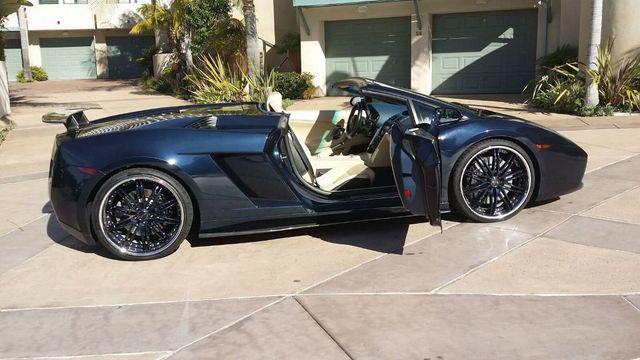2008 Lamborghini Gallardo SPYDER - 14449060 - 38