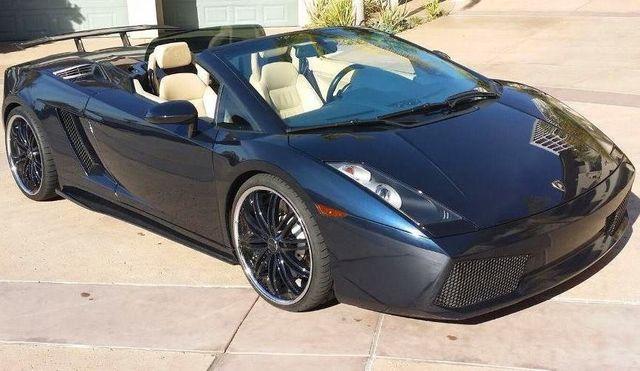 2008 Lamborghini Gallardo SPYDER - 14449060 - 8