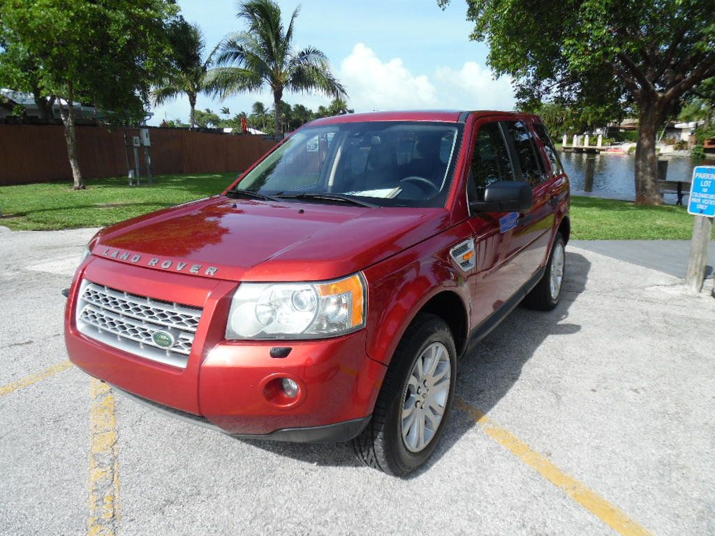 2008 Used Land Rover Lr2 Awd 4dr Se At L G E Auto Sales