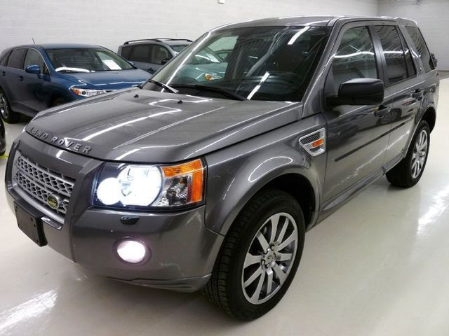 2008 Used Land Rover Lr2 Hse Technology Package At Luxury Automax