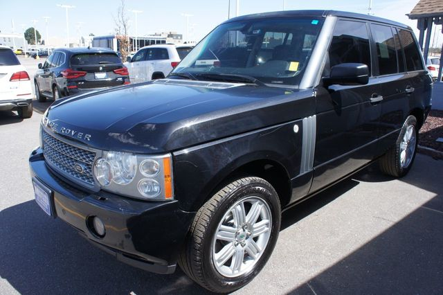 2008 Land Rover Range Rover 4WD 4dr HSE - 18093377 - 2