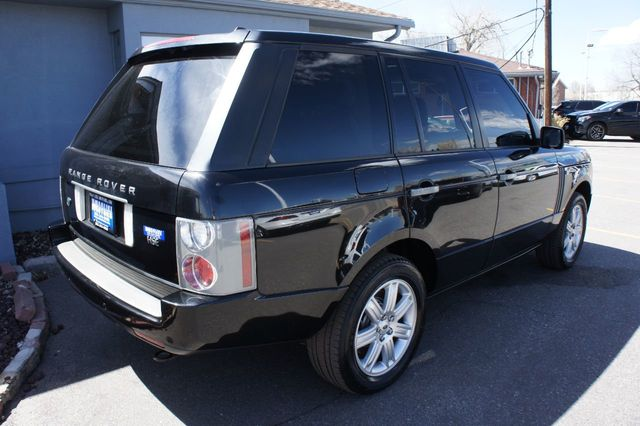 2008 Land Rover Range Rover 4WD 4dr HSE - 18093377 - 6