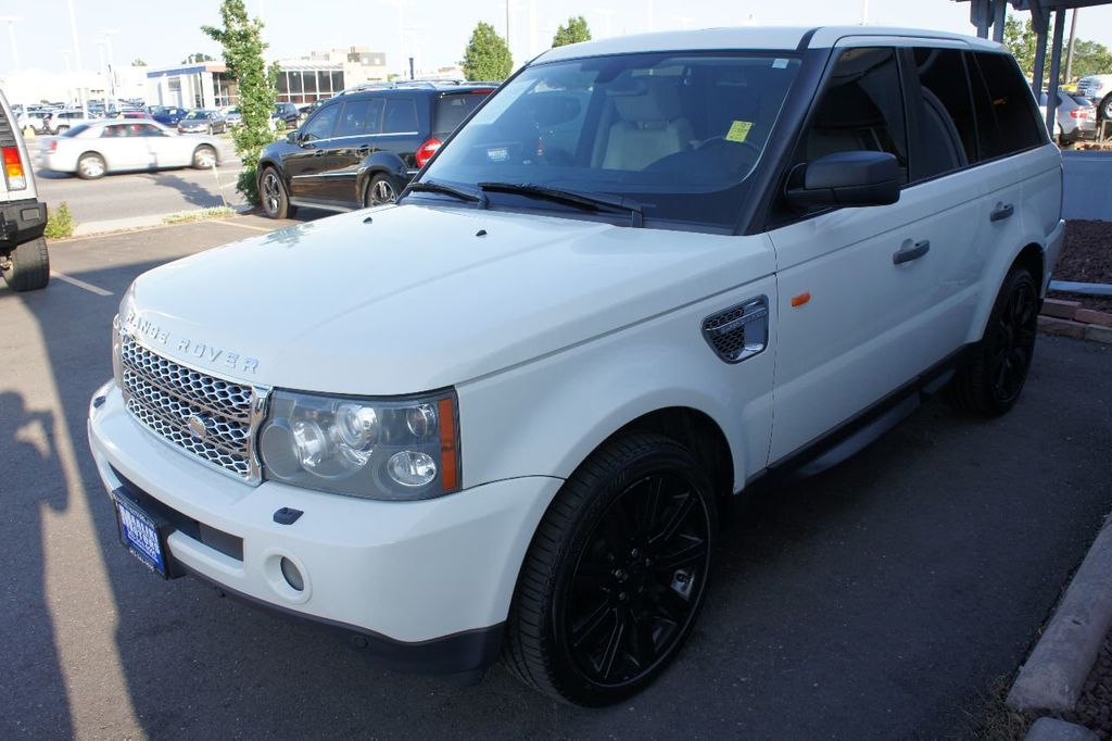 2008 Land Rover Range Rover Sport 4WD 4dr SC - 17925131 - 1