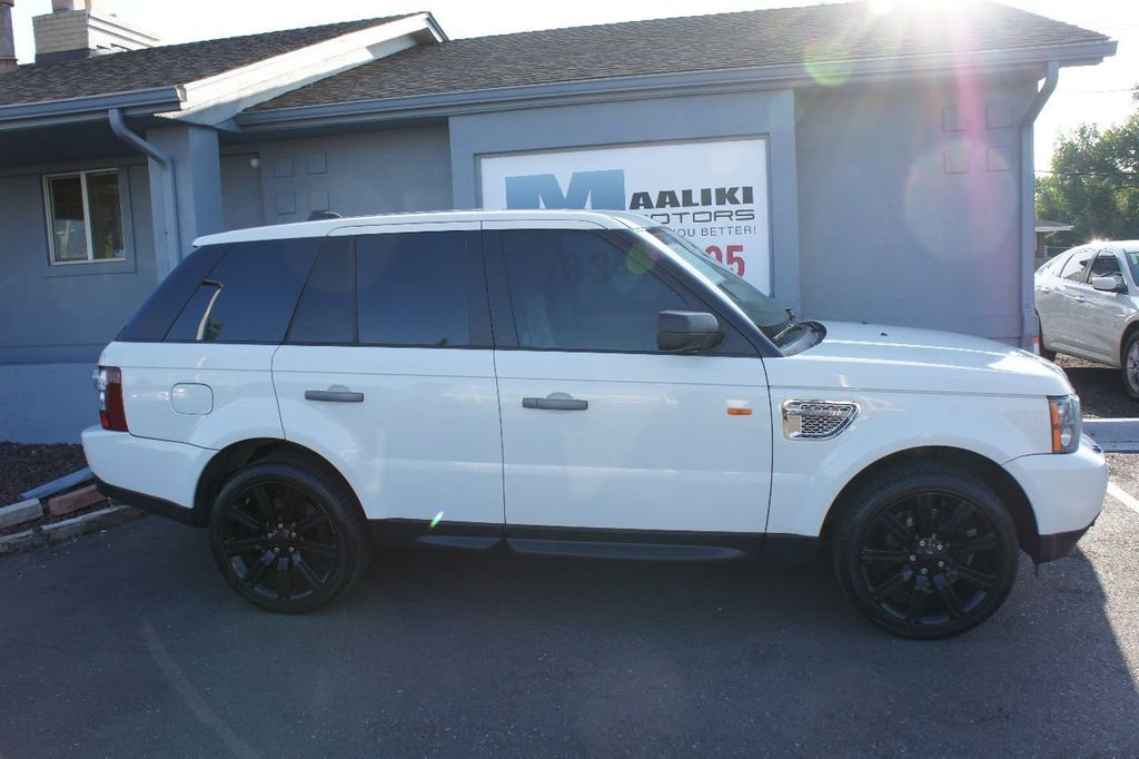 2008 Land Rover Range Rover Sport 4WD 4dr SC - 17925131 - 2